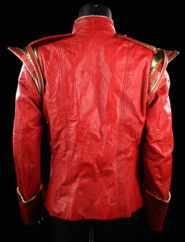 Flash Gordon Mongo Military Jacket back