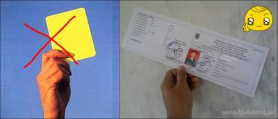 Kartu Kuning