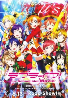 Download Love Live! The School Idol Movie