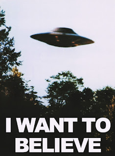 I Want to Believe, Arquivo X, OVNI, Ufologia