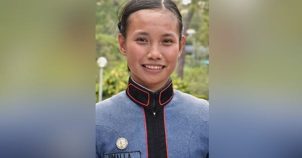 Female cadet from Ilocos Sur tops PMA Class of 2019