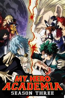 Baixar Boku no Hero Academia 3ª Temporada