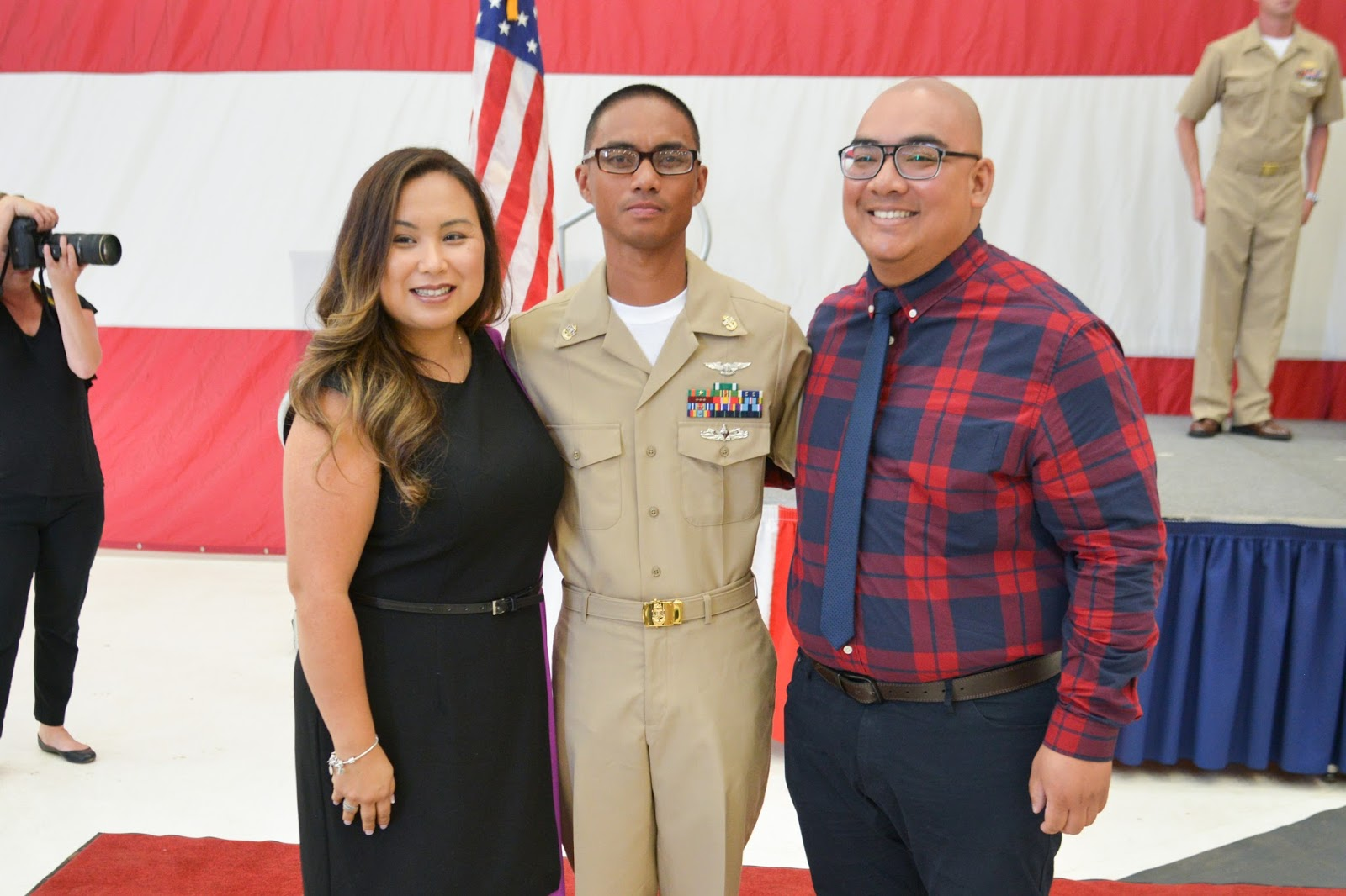 Long Beach Native Earns Coveted Title Of Navy Chief Petty Officer