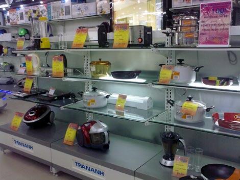 Giá kệ chứa đồ gia dụng vinamax