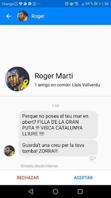 Roger Martí, Rugé