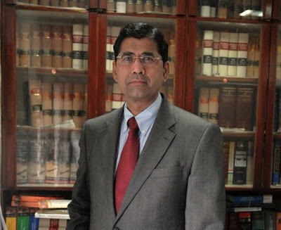 ARVIND P. DATAR: EMINENT TAX LAWYER