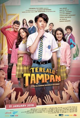 Download Film Terlalu Tampan (2019) Full HD