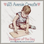 Designer for a day at 613 Avenue Create on facebook. 14-11-2014