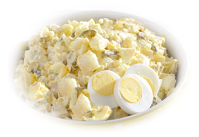 potato salad americans 2 essay The secret to ina garden's zesty potato salad recipe from barefoot contessa on food network buttermilk and two mustards: dijon and whole grain.