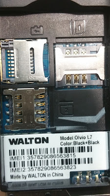 Walton Olvio L7 Flash File