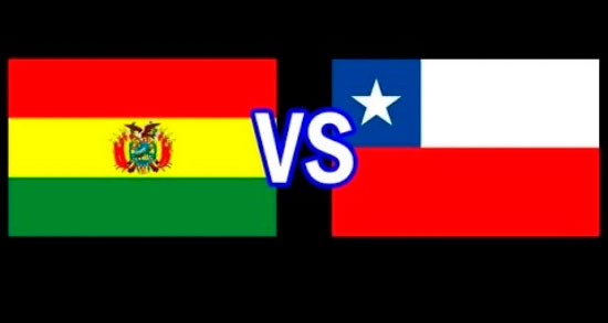 En vivo Bolivia vs.. Chile - Eliminatorias Rusia 2018