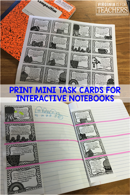 Using Task Cards in the classroom can make planning easy and engagement high. Check this post out for teaching ideas using all the task cards you've collected.