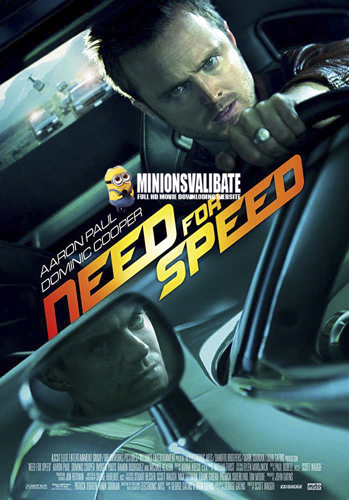 Need for Speed 2014 in hindi full HD