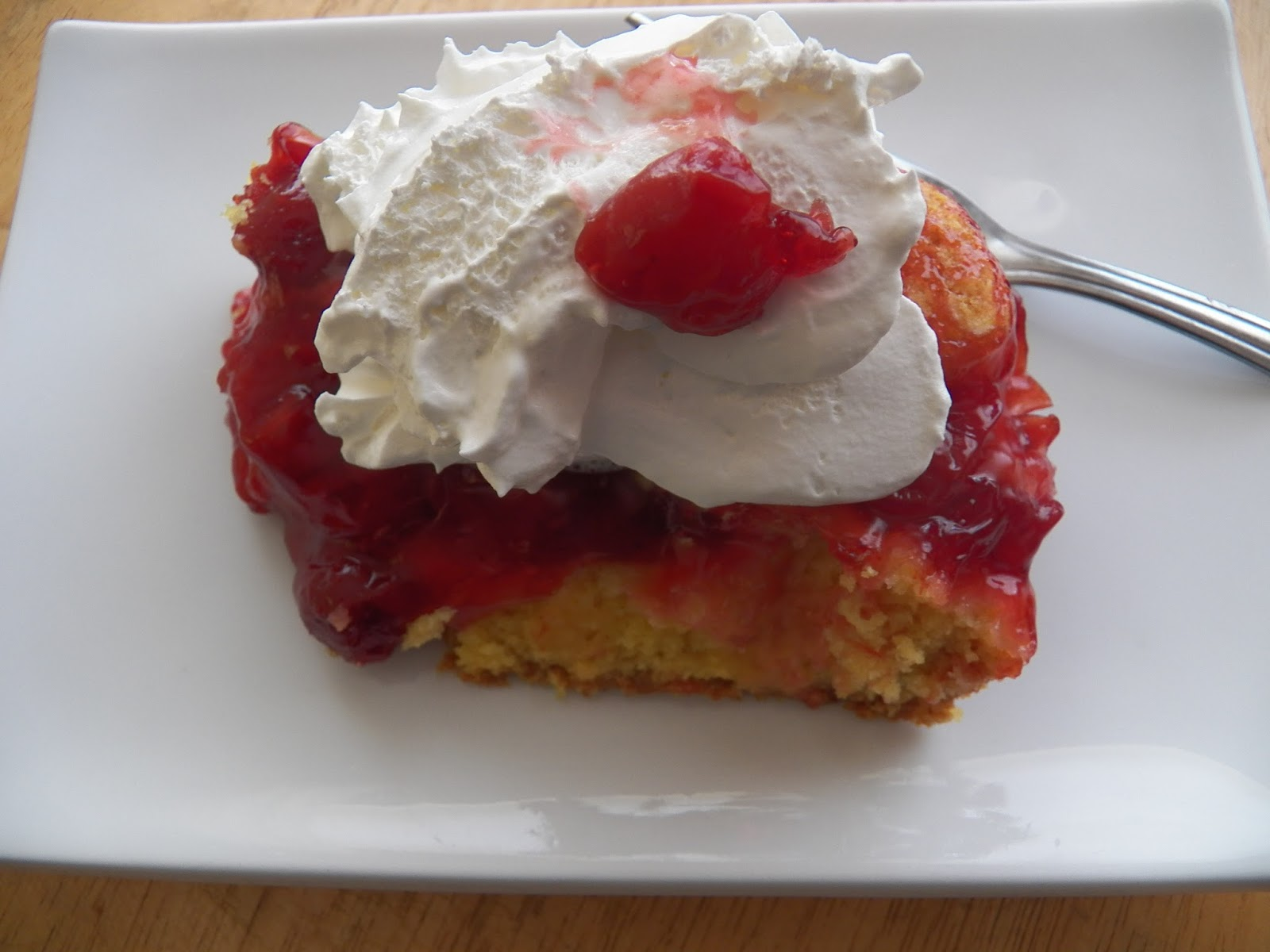 Recipes Using Cherry Pie Filling Yellow Cake Mix