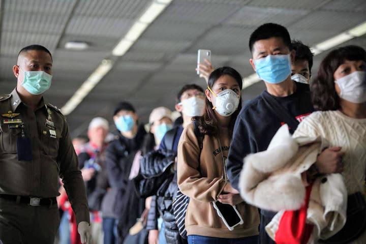 Последние данные о ситуации с коронавирусом в Таиланде — Thai Notes