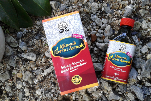 minyak herba asmak original