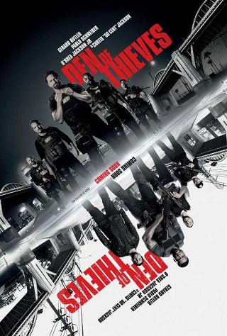 Den of Thieves 2018 English 1GB WEB-DL ESubs 720p Full Movie Download Watch Online 9xmovies Filmywap Worldfree4u