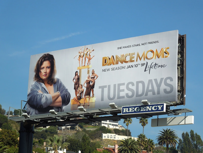 Dance Moms season 2 billboard
