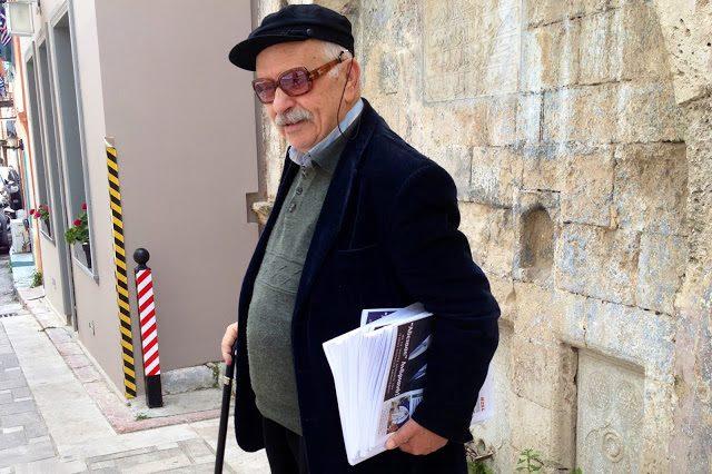 Έφυγε από τη ζωή ο Κυριάκος Καλκάνης