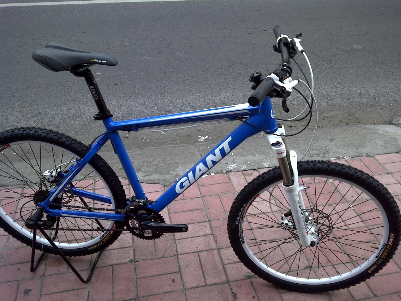Nadine's Bike Shop MTB Hardtail Bikes