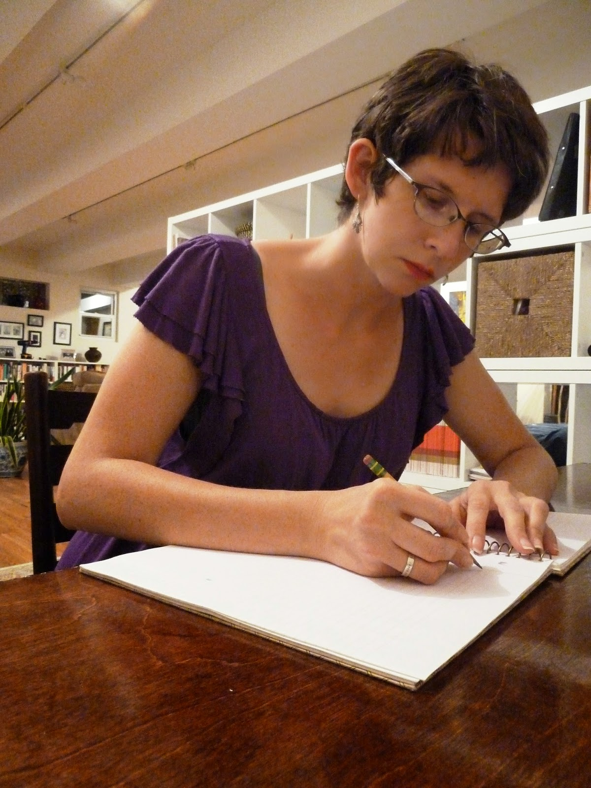 Kristin Maffei Writing