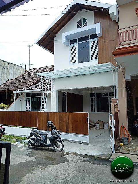 Rumah 2 Lantai jalan Magelang Km 7