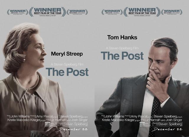 مراجعة فيلم The Post؛ حرية الصحافة على المحك!