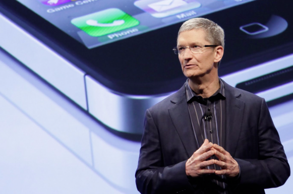Iphone Tips: Apple Tree Ceo Tim Educate Today'S $1 Billion Victory 'Is Nearly Values'