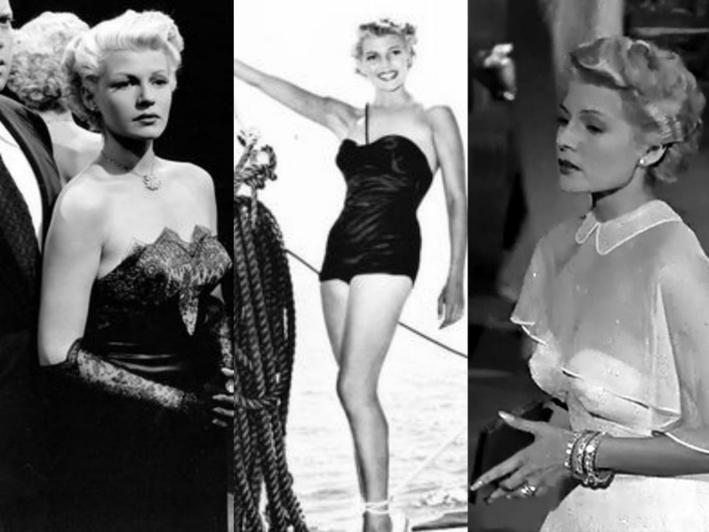 The Lady From Shanghai movie