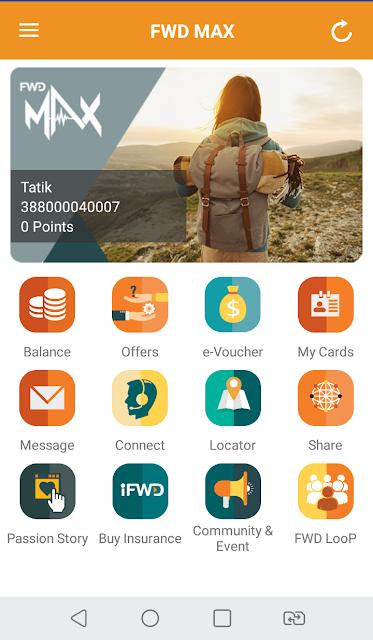 Aplikasi FWD Max