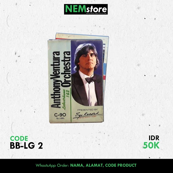 [Cassette] - Anthony Ventura Orchestra / Libeurstraume 1 & 2 (1980)