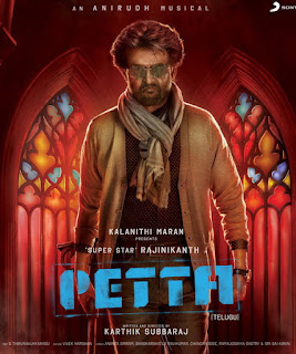 Petta (2019) 720p HEVC UNCUT HDRip x265 ESubs [Dual Audio] [Hindi (Original) or Tamil]