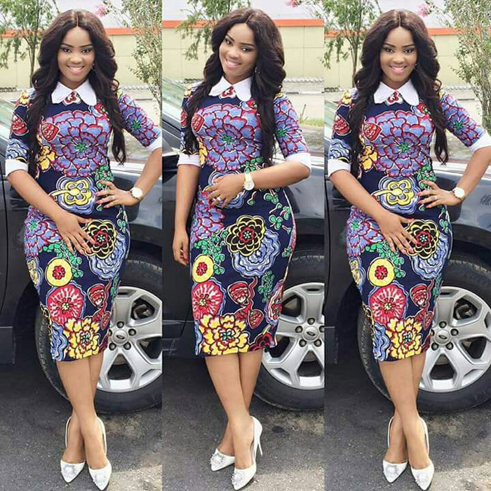 Latest-Ankara-Pencil-Gown-Styles=