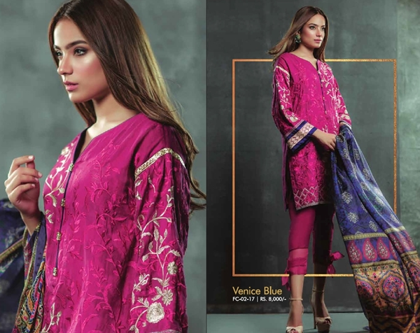 Al Karam Eid 2017 Catalog With Latest Design