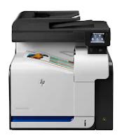 HP Laserjet Pro 500 Color MFP M570dn Drivers