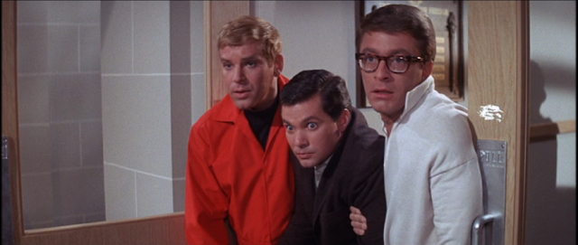Dick Kallman, Dwayne Hickman and Bill Bixby