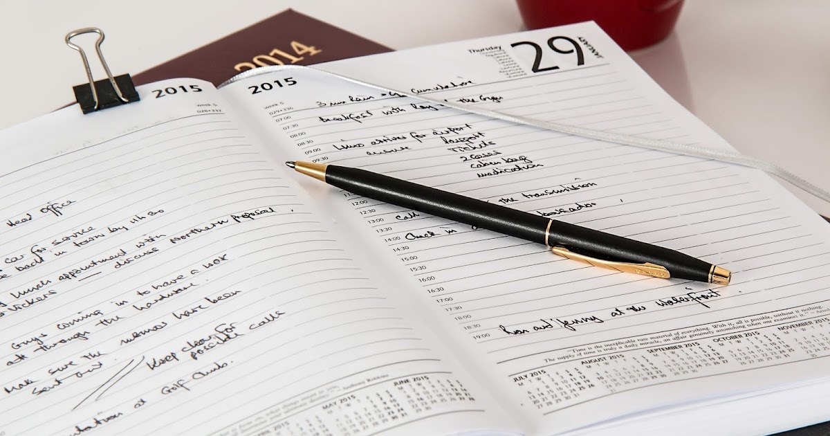 把子彈筆記直接改寫成日記,串連計畫、執行與反省的循環流程