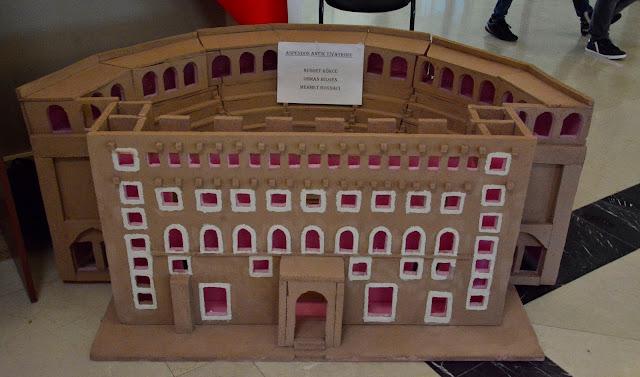 materyal tasarım aspendos antik kenti