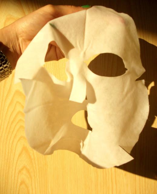 Beauty Friends II by Vanedo - Snail 23gr. Essence Mask Sheet Pack, review
