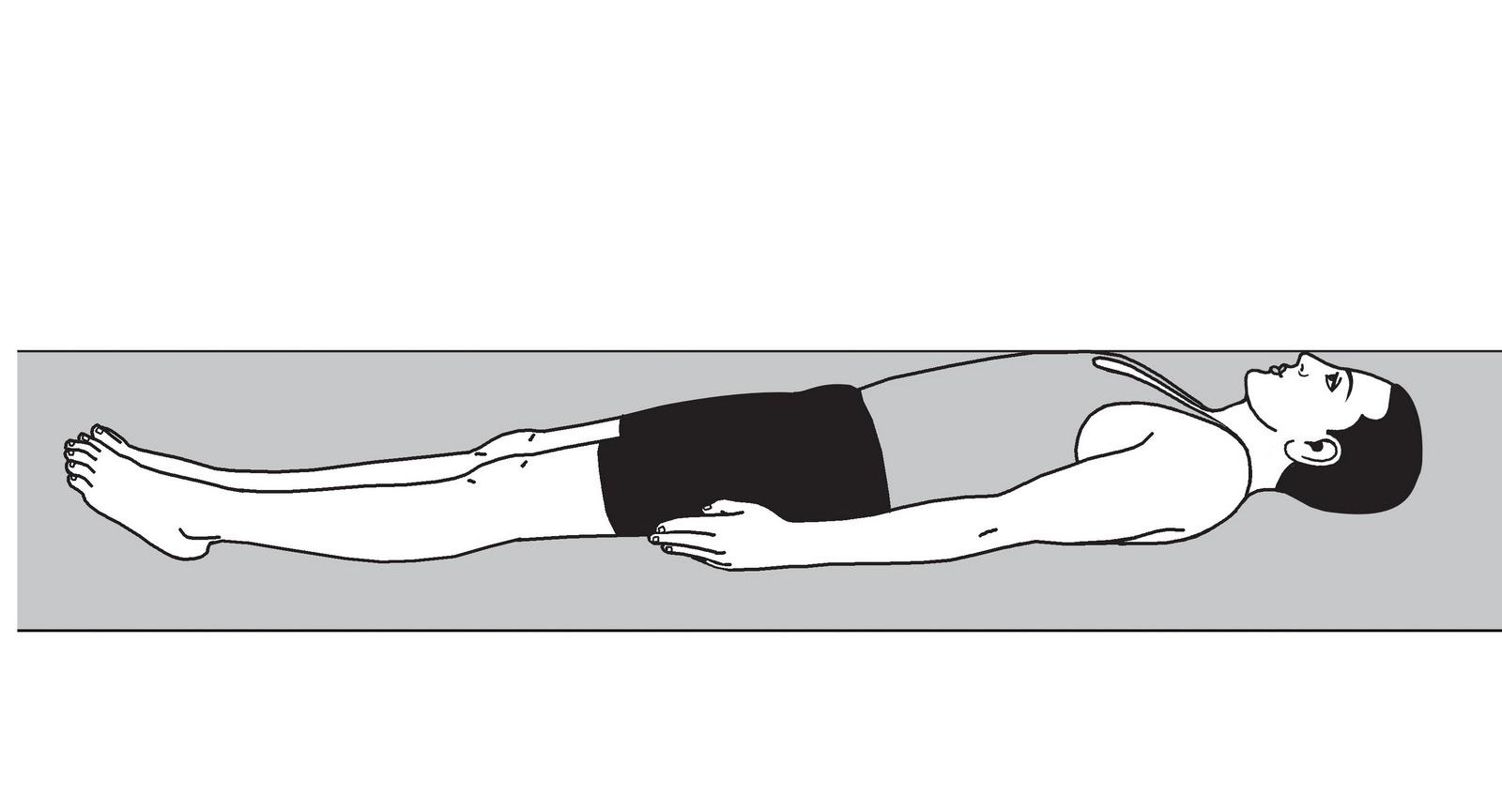wellness for life shavasan corpse pose dead man s pose