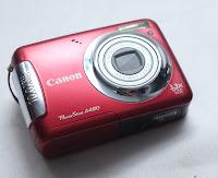 harga Camdig Second - Canon a480