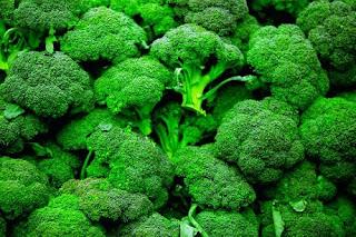 Những loại thực phẩm giàu chất xơ: Súp lơ