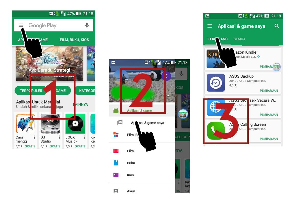 Cara Menyembunyikan Aplikasi di Galaxy A Series (One UI)