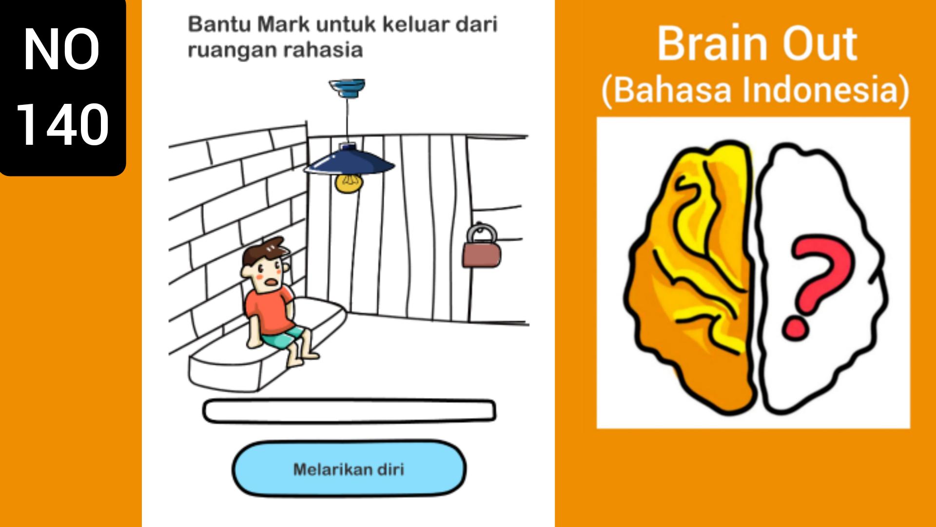 Dengan tantangan berupa pertanyaan atau masalah di setiap levelnya. Brain Out Level 140 Bantu Mark Untuk Keluar Dari Ruangan Rahasia Terbaru 2021