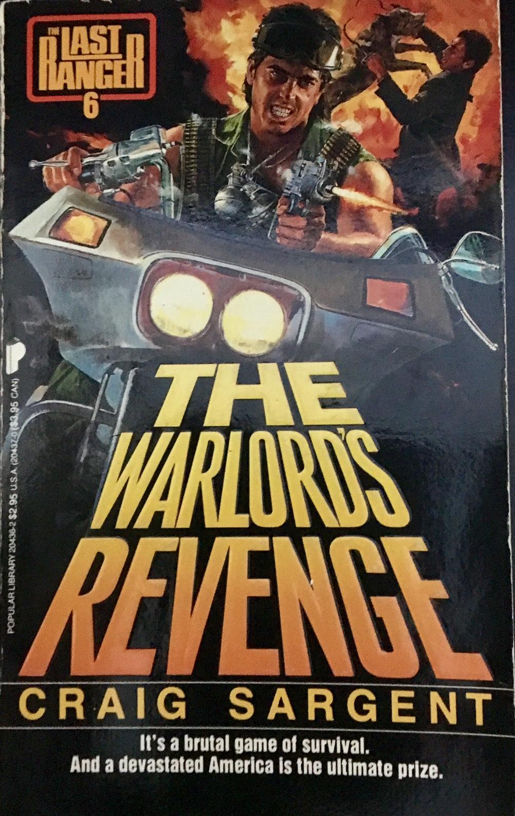 Last Ranger #06 - The Warlord's Revenge