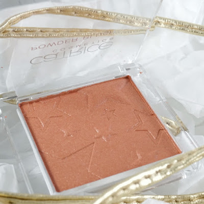 Catrice Treasure Trove Limited Edition Powder Blush