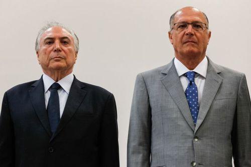 Geraldo Alckmin confirma desembarque tucano e irrita governo Temer