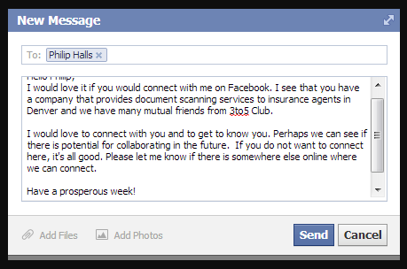 How To Friend Request On Facebook
