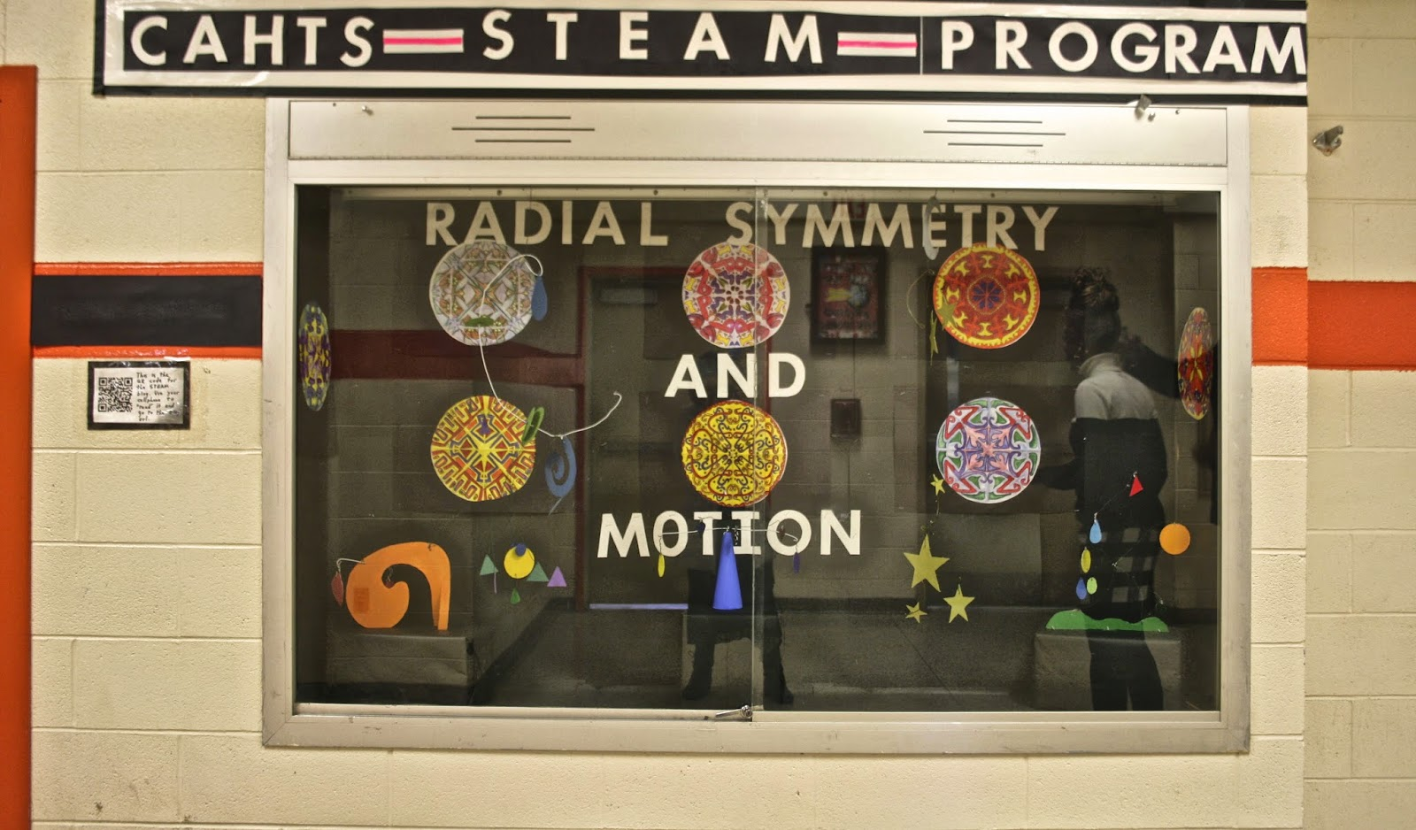 STEAM EmPOWERment: Radial Symmetry and Motion at CAHTS