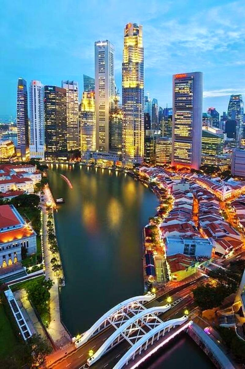 SINGAPORE, SOUTHEAST ASIA 10 Most Beautiful Island Countries in the World